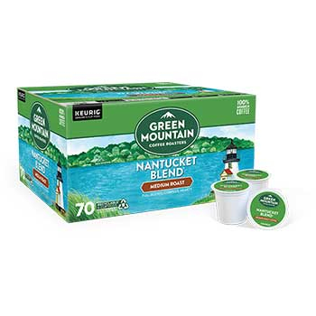 Nantucket Blend® Coffee K-Cup® Pods, 70/BX