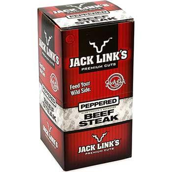 Jack Link's Peppered Beef Steak, 1 oz., 12/PK