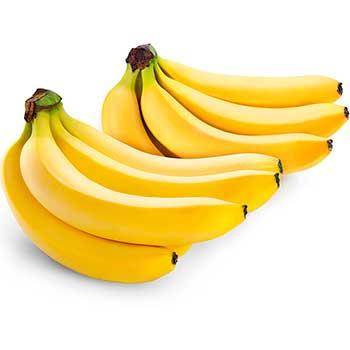 Fresh Organic Bananas, 2 Bunches, 6 lb. Bag