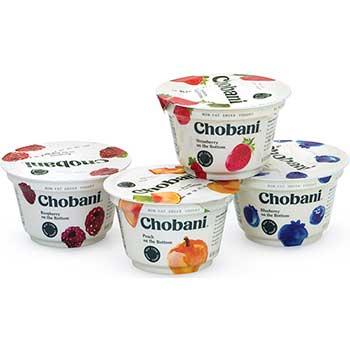Greek Yogurt Variety Pack, 16/CS