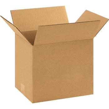 """W.B. Mason Co. Corrugated boxes, 11 1/4"""" x 8 3/4"""" x 10"""", Kraft, 25/BD"""