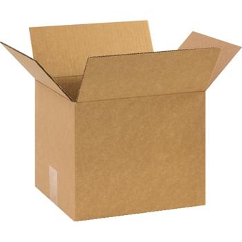 """W.B. Mason Co. Corrugated boxes, 11"""" x 9"""" x 9"""", Kraft, 25/BD"""