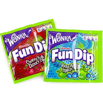 Nestlé® Lik M Aid Fun Dip Small, 0.5 oz., 48/PK
