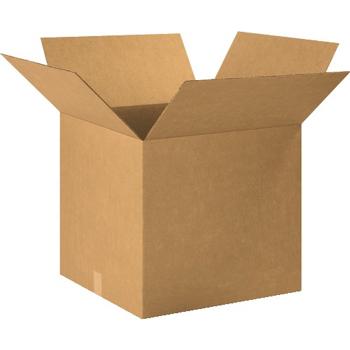 """W.B. Mason Co. Corrugated boxes, 20"""" x 20"""" x 18"""", Kraft, 20/BD"""