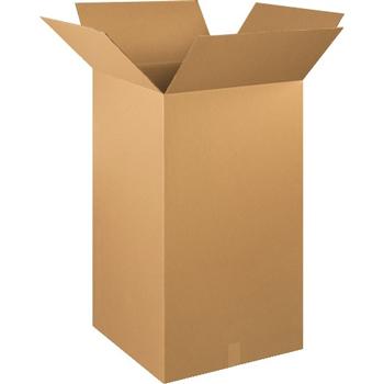 """W.B. Mason Co. Corrugated boxes, 20"""" x 20"""" x 36"""", Kraft, 20/BD"""