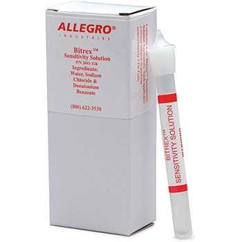 Allegro® Bitrex Sensitivity Solution, 6/BX