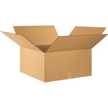 """W.B. Mason Co. Corrugated boxes, 26"""" x 26"""" x 14"""", Kraft, 10/BD"""