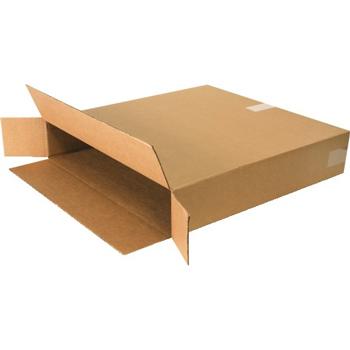 """W.B. Mason Co. Side Loading boxes, 24"""" x 5"""" x 24"""", Kraft, 25/BD"""