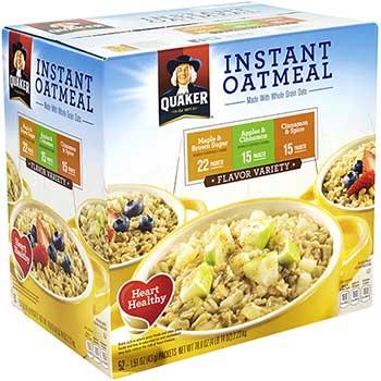 Oatmeal Flavor Variety Box, 52/PK