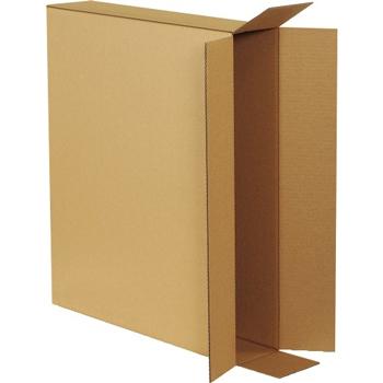 """W.B. Mason Co. Side Loading boxes, 28"""" x 5"""" x 24"""", Kraft, 20/BD"""