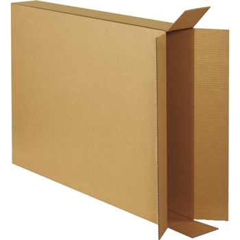 """W.B. Mason Co. Side Loading boxes, 28"""" x 5"""" x 38"""", Kraft, 20/BD"""