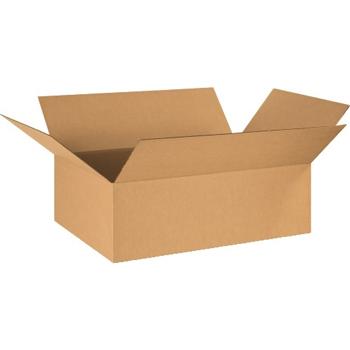 """Corrugated boxes, 29"""" x 17"""" x 9"""", Kraft, 20/BD"""