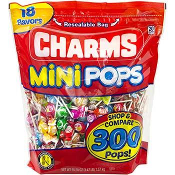 Charms® Mini Pops, 300 Piece Bag