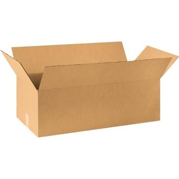 """W.B. Mason Co. Corrugated boxes, 30"""" x 14"""" x 10"""", Kraft, 20/BD"""