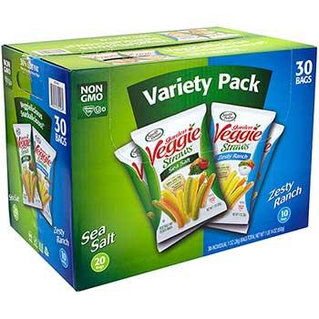 Garden Veggie Straws Variety Pack, 1 oz., 30/BG
