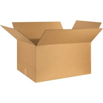 """W.B. Mason Co. Flat Wardrobe boxes, 36"""" x 21"""" x 20"""", Kraft, 5/BD"""