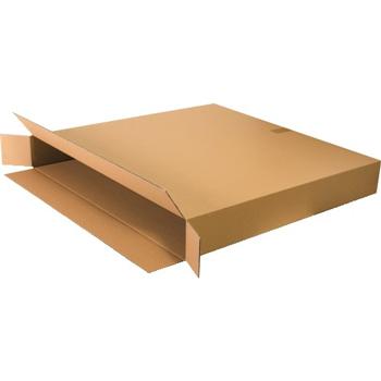 """W.B. Mason Co. Side Loading boxes, 36"""" x 5"""" x 36"""", Kraft, 20/BD"""