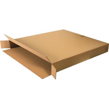 """Side Loading boxes, 40"""" x 5"""" x 45"""", Kraft, 10/BD"""