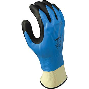 Nitrile General Purpose Gloves, XX-Large, Blue, 12/PK