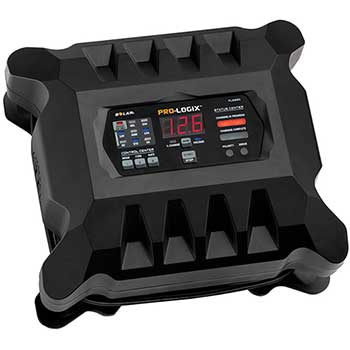 W.B. Mason Auto Supplies PL2520 Intelligent Battery Charger/Maintainer with Engine Start