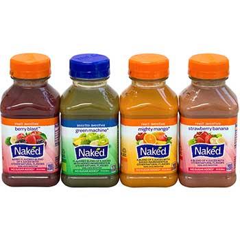 Naked Juice Smoothie Variety Pack, 12 x 10 fl oz