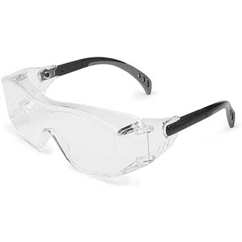 Gateway Safety® Over-The-Glasses (OTG) Safety Glasses, Clear Lens