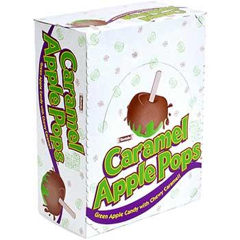 Tootsie Roll® Caramel Apple Pops, 48/PK