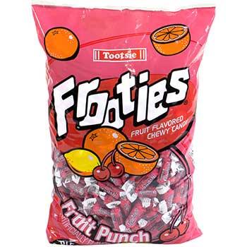 Frooties Fruit Punch, 360 Piece Bag