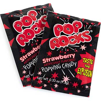 Pop Rocks® Strawberry, 24/PK