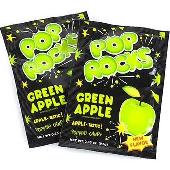 Pop Rocks® Green Apple, 24/PK