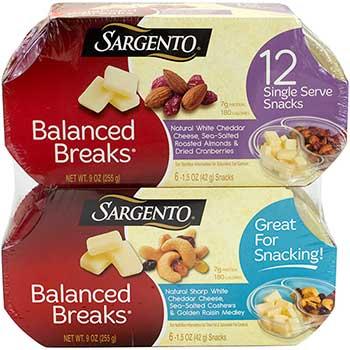 Balanced Breaks , 12/PK