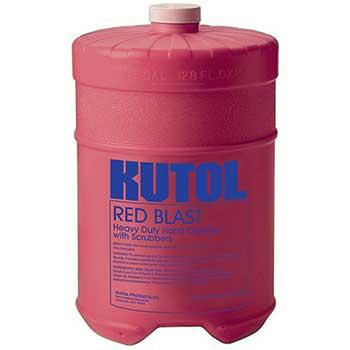 Auto Supplies Red Blast with Scrubbers, 1 Gallon, Bulk