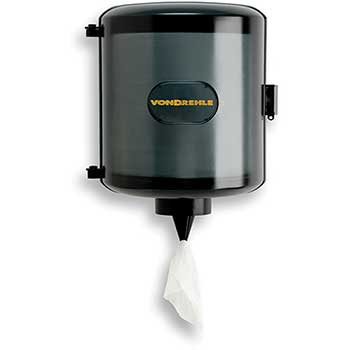 W.B. Mason Auto Supplies Center Pull Hand Towel Dispenser, 1/PK