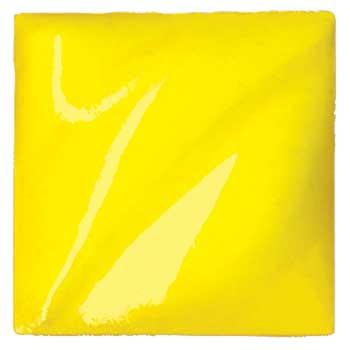 Amaco® Lead Free Translucent (LG) Gloss GlazesCone 05, Brilliant Yellow, 1 pint