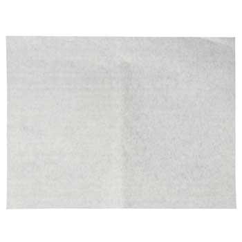 "12"" x 15"" Dry Wax Sheets, 5#/10#"