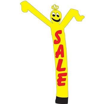 W.B. Mason Auto Supplies Air Dancer, Sale, Yellow
