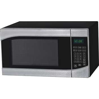 "Microwave Oven, Stainless Steel, 9 cu. ft., 11.6"" H x 19"" W x 14.76"" D"