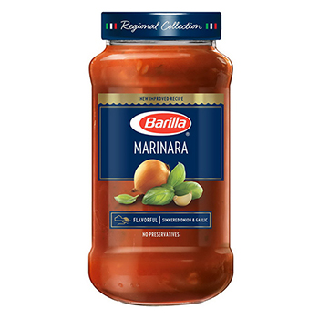 Classic Marinara Tomato Pasta Sauce, 24 oz