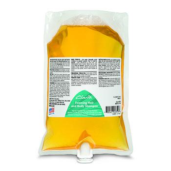 Clario™ Foaming Hair and Body Shampoo, 1000 ml, 6/CT