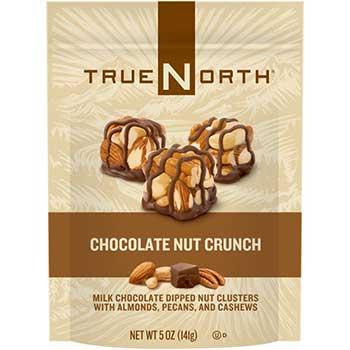True North® Chocolate Nut Crunch, 5 oz., 6/CS