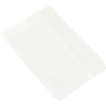 "Duro Bag Merchandise Bag, White, 8 1/2"" X 11"", 2000/CT"