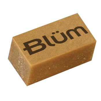 "Blumberg Gum Eraser, 2"" x 1 1/2"", 12/BX"