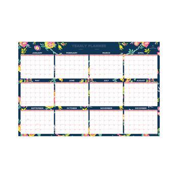 "Blue Sky™ Day Designer Laminated Wall Calendar, 36"" x 24"", 2022"