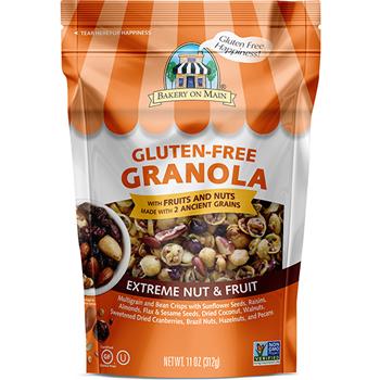 Bakery on Main Extreme Fruit and Nut Granola, 11 oz. Bag