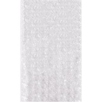 """W.B. Mason Co. Flush Cut Bubble Pouches, 2' x 2"""", White, 1000/CS"""