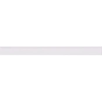 "W.B. Mason Co. Open-Edge™ Plastic Label Holder, 1/2"" x 6"", Clear, 50/CS"