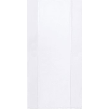 "Elkay® Plastics Gusseted 1 Mil Poly Bags, 15"" x 9"" x 24"", Clear, 500/CS"