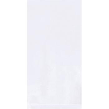 """Elkay® Plastics Flat 1 Mil Poly Bags, 8"""" x 15"""", Clear, 1000/CS"""