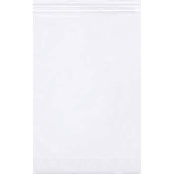 """Gusseted 2 Mil Reclosable Poly Bags, 12"""" x 3"""" x 15"""", Clear, 1000/CS"""