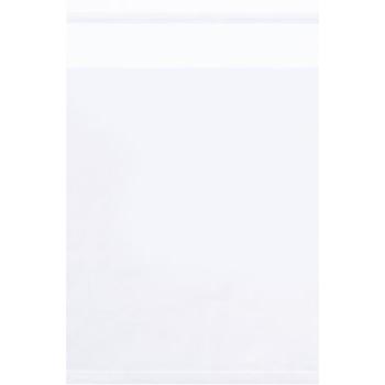 """Resealable Polypropylene Bags 1.5 Mil, 4"""" x 6"""", Clear, 1000/CS"""
